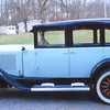 29-27 Four Passenger Four Door Sedan - owned by Frank Matsukas (restored in Nov. 1996).