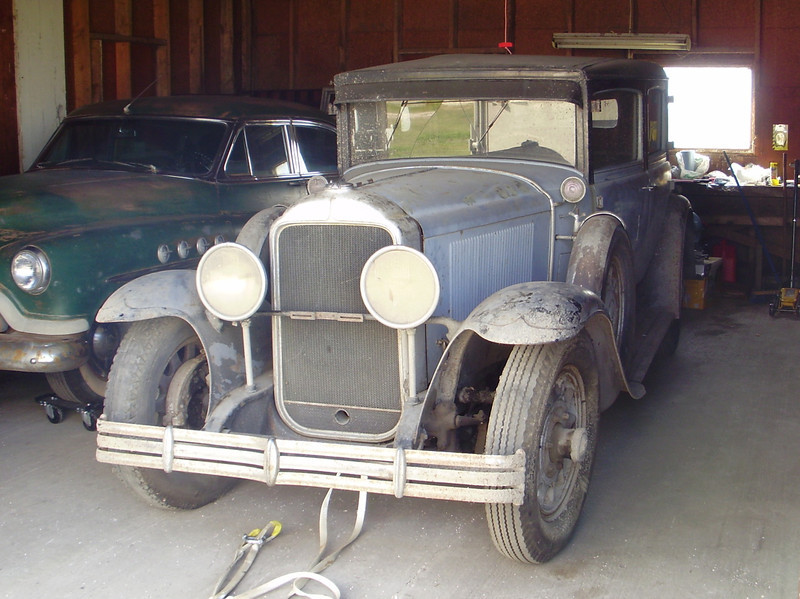 29-51 - McLaughlin Buick from Winnipeg, MB, Canada