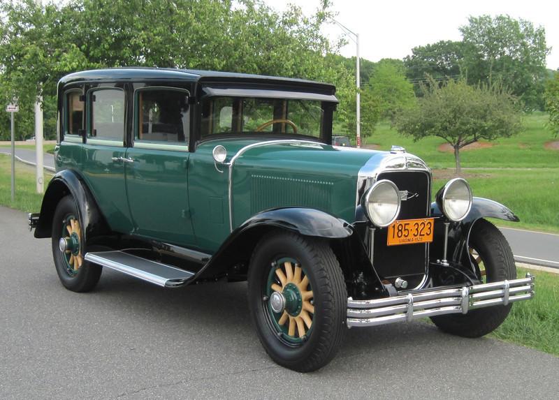 29-47 - Owned by Ken Talley.  Senior winner at Hershey 2011