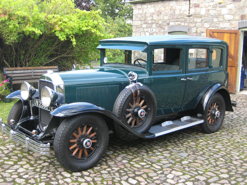 29-47 - Owned by Anthony Fisher in UK.  Car was originally imported into the UK as LHD.