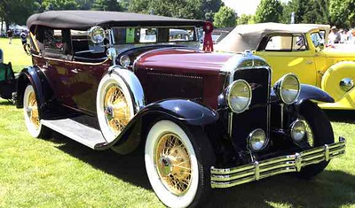 29-55X - Restored by Don Mayton and gang in Michigan, USA