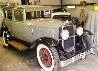 29-47 - 4 dr. Sedan.  For sale on eBay - May 2011