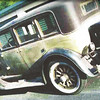 29-50 Before Restoration - Owned by Edwin Justice.  Car was the Governor of Florida's limo from 1928-1932.