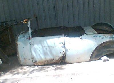 29-54CCX - in Western Australia - awaiting restoration