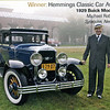 29-50 - owned by Michael Robinson.  Winner Hemmings Classic Car Award - 2013