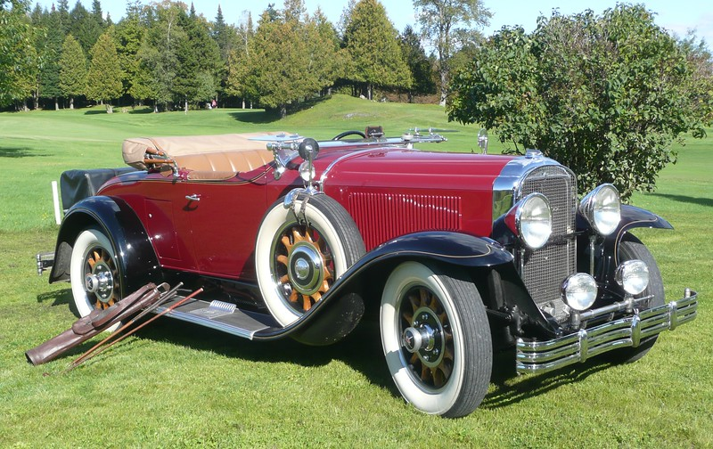 29-44 - Owned by Richard Coulombe, St-Bruno, QC on the Inverugie Golf Course, Georgeville, OQ (Sept. 2011)
