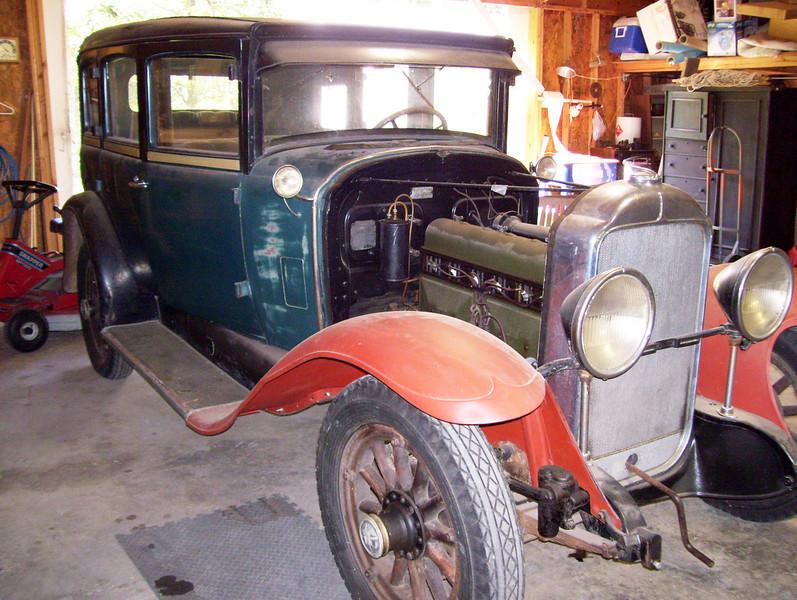 29-47 - Owned by David Schumacher (original car)