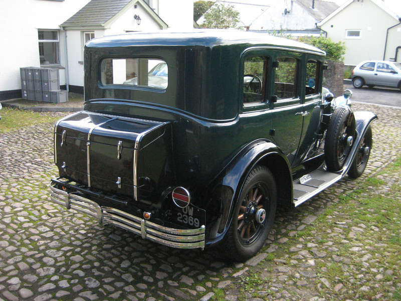 29-47 - Owned by M. Hatton in UK.  Car was originally imported into the UK as LHD.