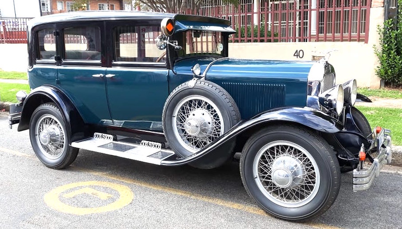 29-27X - Owned by Steve & Elize Launspach.  Car has been in family for 3 generations.