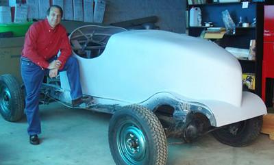 29-Speedster - owned by Jim Pontiff, Lima, Peru.