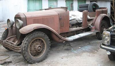 29-49X in India - Pre Restoration