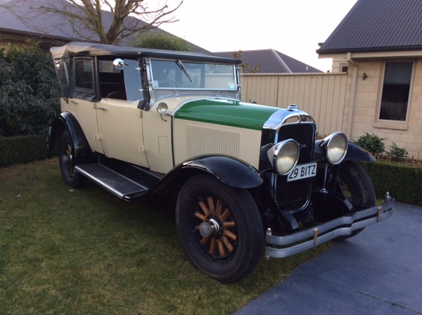 29-25X - owned by Barry & Richard Croucher in New Zealand