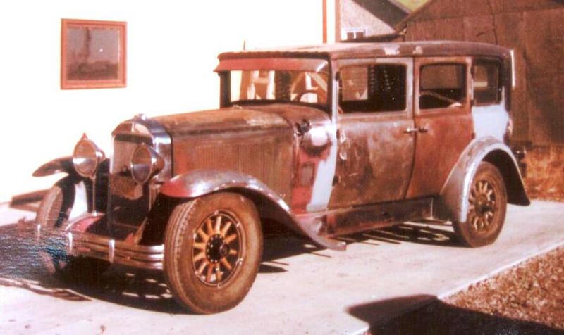 29-50 - Garry Valgardson - Purchased 1972.  Pre Customization / restoration