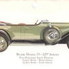 "29-55 (129"" series) - five passenger, sport Touring.  USA production: 1,122 + 311 X models (From:  The Buick A Complete History, 4th Edition)"