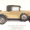 "29-26S (116"" series) - two passenger, sport Coupe.  USA production: 10,308 (From:  The Buick A Complete History, 4th Edition)"