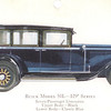 "29-50L (129"" series) - seven passenger, four door Limousine.  USA production: 736 + 169 X models (From:  The Buick A Complete History, 4th Edition)"