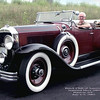"29-44 McLaughlin Buick (121"" series) - Sport Roadster"