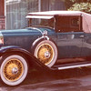 "29-54CC (129"" series) - Four passenger deluxe convertible Coupe"