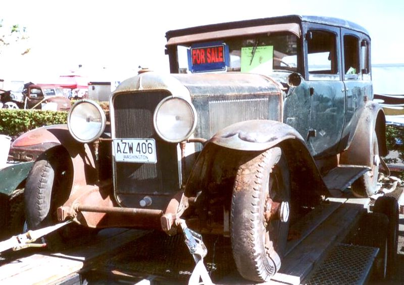 29-47 (?) For Sale at 2016 Portland Swap Meet for $5.5K.  Sold