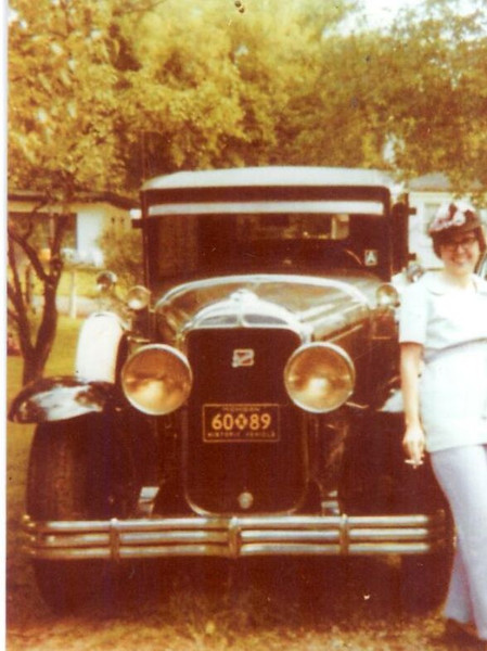 29-47 (circa 1964) - Owned by C. Scheer in MI.  Car originally owned by his father.