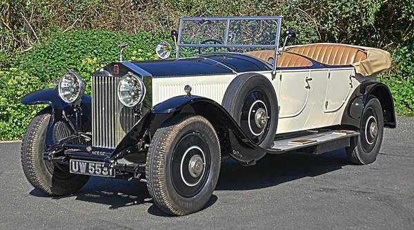 1929 Rolls-Royce Phantom II Open Tourer by Wilkinson UW 5531