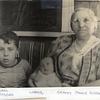 1938 Fannie Rosengard with Grandchildren