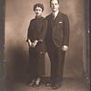 1934 09 George & Francis Segal