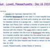 1933 Charles Rosengard Obituary