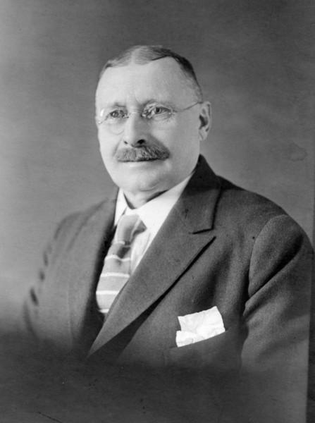 Hugh McQuillan  (died 1943) , Mom's Grandfather