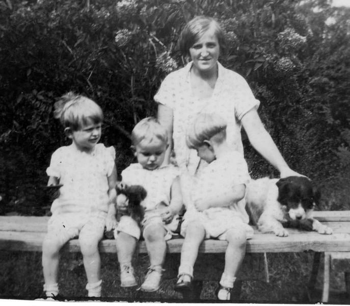 Dotty, Bernie, Kay, Nanny, East Northport