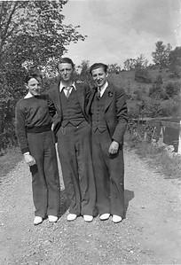 Albert (on Right)