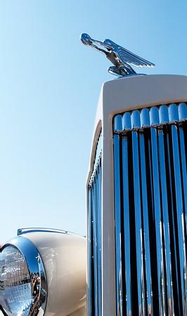 1937 Packard Hood Ornament