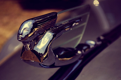 1937 Cadillac Hood Ornament