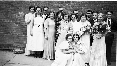 1936 Marie's Wedding