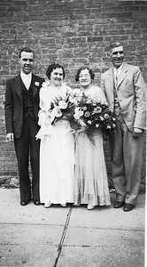 Hector, Antoinette, Marie, Pete Charlebois