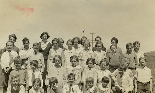 Jean, School Picture
