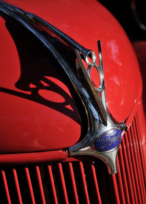 1936 Ford Hood Ornament