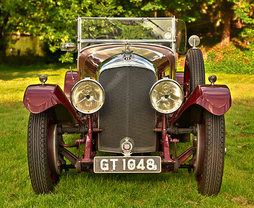 1931 Bentley Four and a Half Litre GT1048