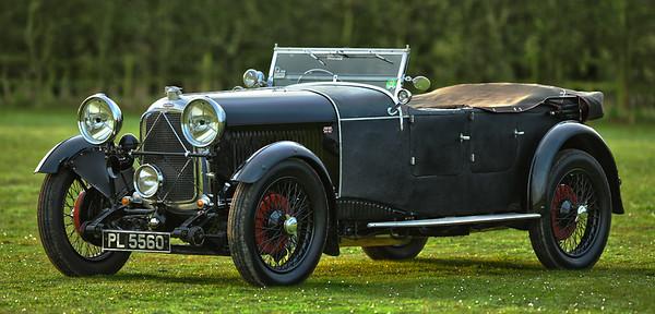 1931 Lagonda 2-Litre Supercharged Low Chassis Tourer PL 5560