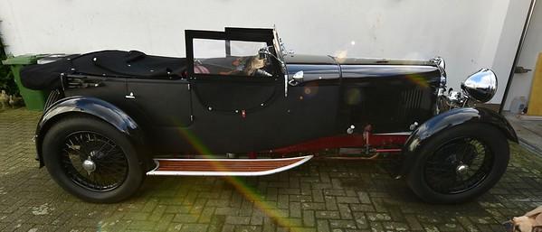 1932 Lagonda 2 Litre AR0285 RB6232