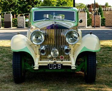 1933 Rolls Royce Phantom 2 Continental UG8