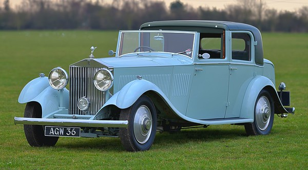 1933 Rolls Royce Phantom II 92MY