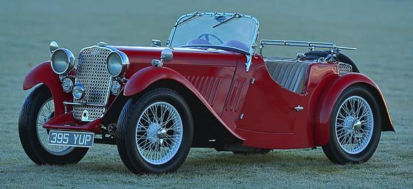 1934 Singer 9hp Le Mans 395 YUP