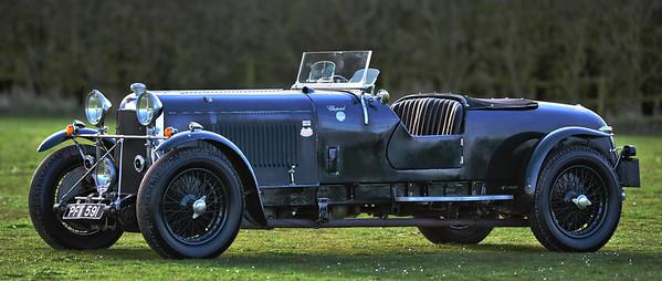 1935 Lagonda M45R Rapide 'Le Mans Replica' Abbott Tourer PFF 591