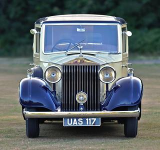 1935 Rolls Royce 20-25 Rippon