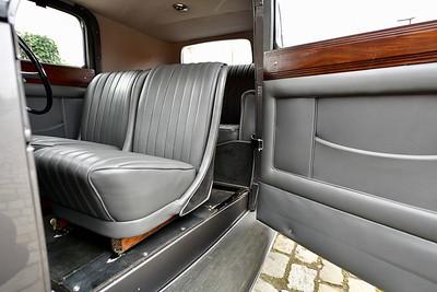 1936 Daimler Light 15 AGF370