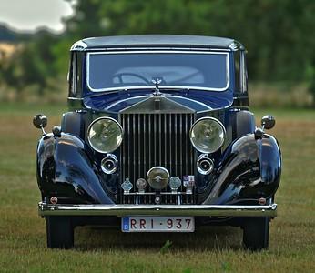 1936 Rolls Royce 25-30 Gurney Nutting DLH892