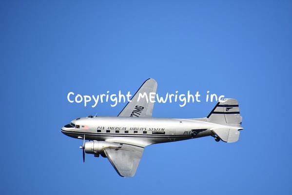 1937 McDonnell-Douglass DC-3