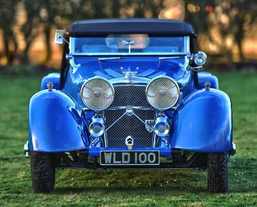 1938 Jaguar SS 100 'King of Romania'