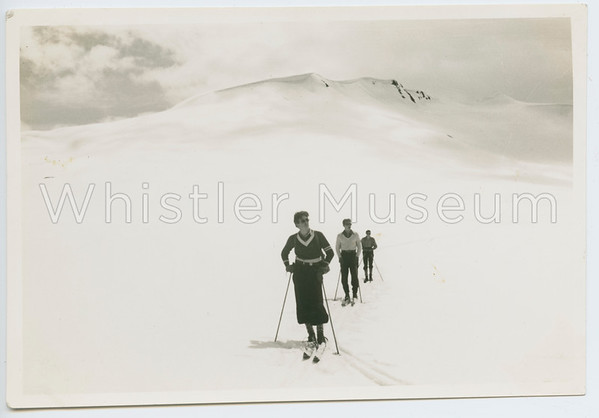 George Bury Ski Expedition, 1939